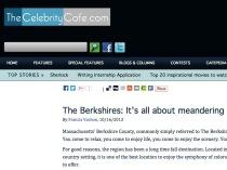 Berkshire County on Celebrity Café